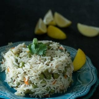 veg pulav recipe-vegetable pulao recipe instant pot