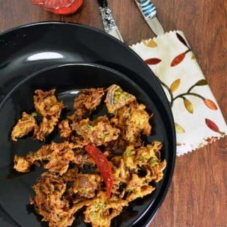 Crispy Pakodas Recipe-Crispiness Guaranteed!