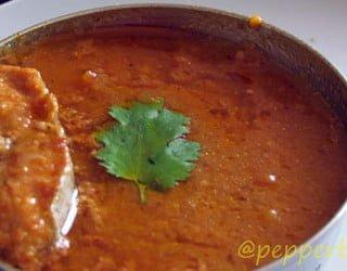 Meen Kozhambu-Fish Curry