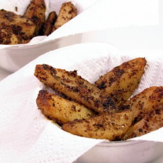 Potato Wedge Fry Recipe