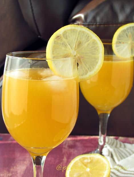 This orange punch non alcoholic recipe is suitable for all occasion. Another extraordinary healthy drink for everyday or for kids birthday parties or baby shower.