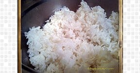 Indian Tomato Rice steps and procedures