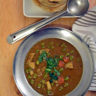 Parota chalna Recipe-Salna-charu-Vegetable chalna