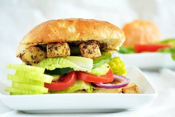 Easy Quick Cottage Cheese-Paneer Sandwich Recipe