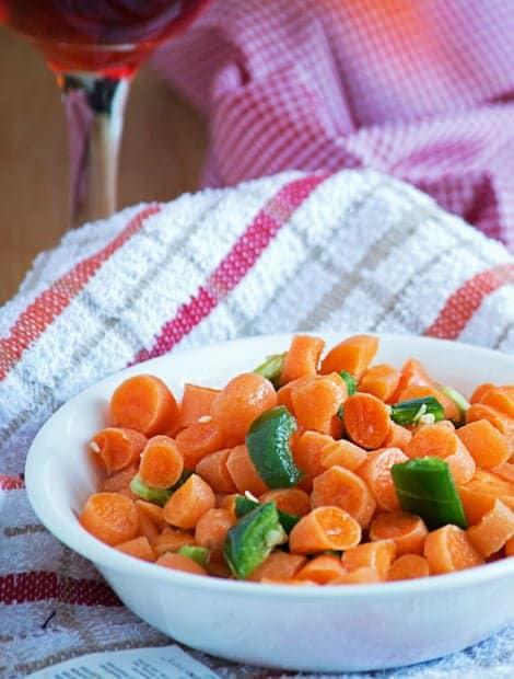 2 min Baby Carrot Salad Recipe best appetizer