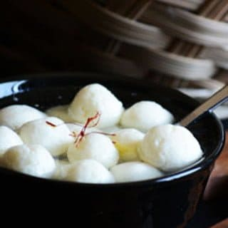 Bengali Rasgulla Recipe made easy