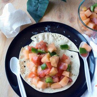Cantaloupe Salad Recipe
