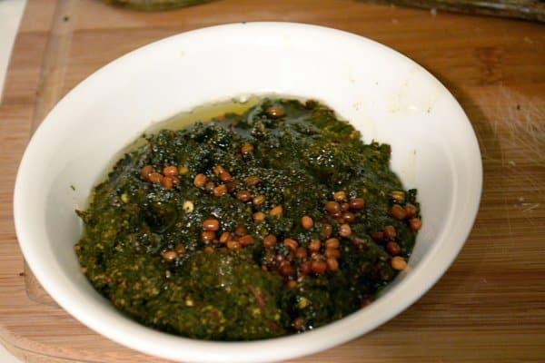 Gonkura Pachadi Recipe-Dry version