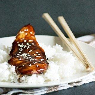 Teriyaki Chicken Recipe – My Cheat Version