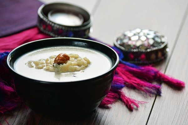 Aval Payasam-Beaten Rice Kheer Recipe