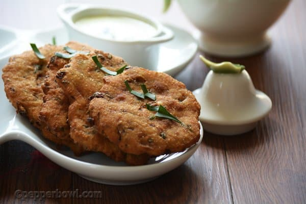 Quick Maddur Vada Recipee