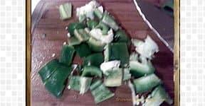 Capsicum Kuzhambu-Pulusu-Curry Recipe