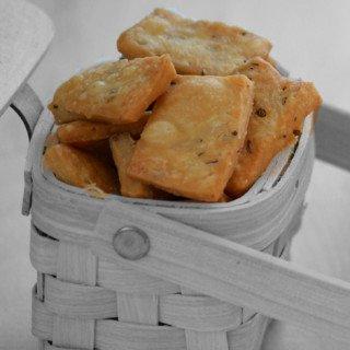 Namkin Pare - a Crispy crunchy snack Recipe
