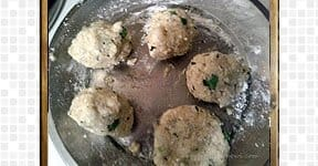 Sago Potato Tikki, steps and procedures