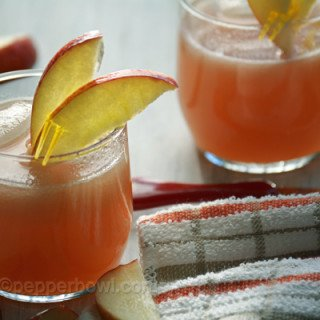 Homemade Apple Juice Recipe