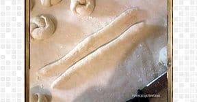 Garlic Knots Homemade, steps and procedures