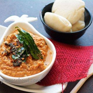 Radish Chutney Recipe-Mullangi Chutney