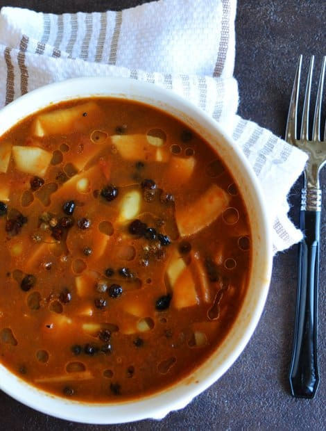 Manathakali Vathal Kuzhambu Recipe-Tamil Delicacy