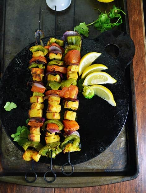 Paneer Tikka in Oven recipe is the foolproof recipe, perfectly matches to any kind of occasion.