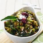 Beans mezhukkupuratti kerala style recipe is easy and healthy recipe. It is a simple, everyday spicy dish to be served along with rice for the lunch or dinner.