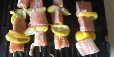 Easy Grilled Salmon Recipe steps and procedures