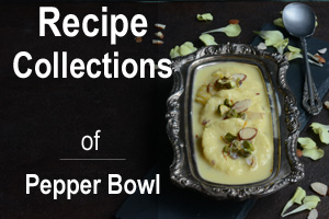 recipe collections of pepperbowl