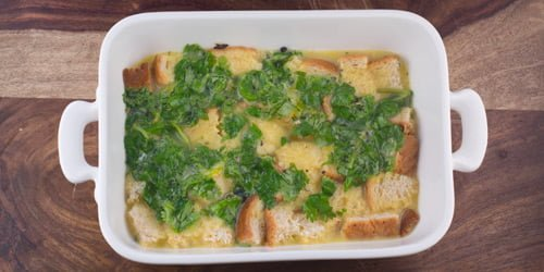 finely chopped cilantro spread on the surface.