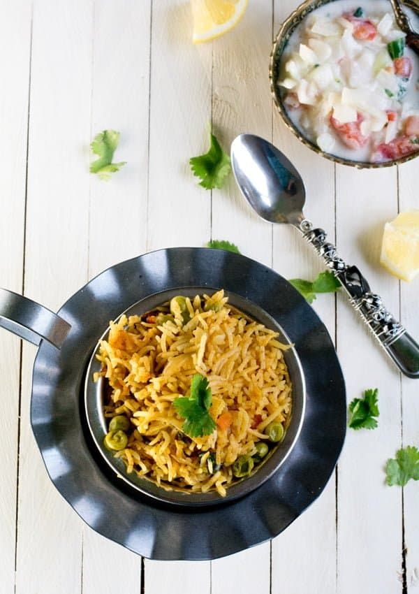 Veg Biryani Recipe A Complete Guide With Expert Tips Pepper Bowl