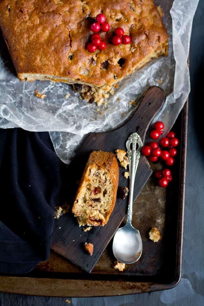 Basic Plum Cake Recipe