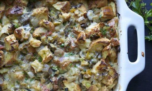 savory-vegetable-bread-pudd