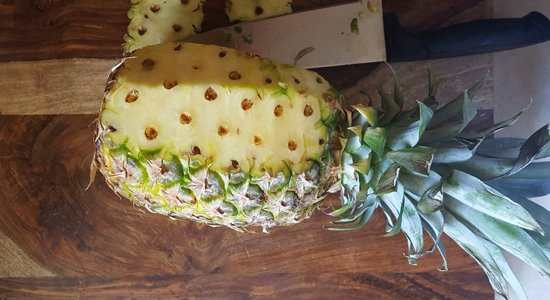 pineapple steps and procedures