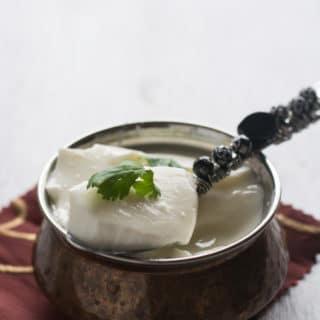 how to make homemade yogurt / curd