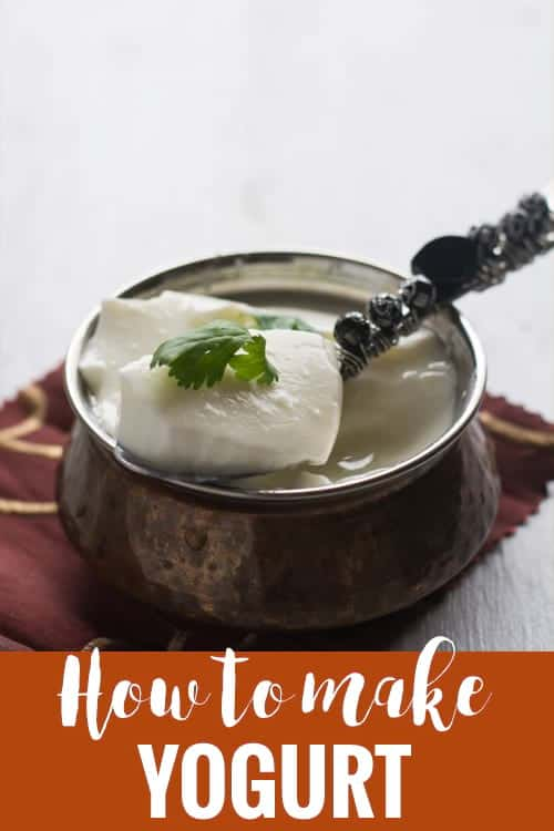 How to make Curd | yogurt | dahi at home from the scratch is not a tougher job, even in colder countries.This is my simple, straight forward method using starter. This is healthy, inexpensive than the stores.