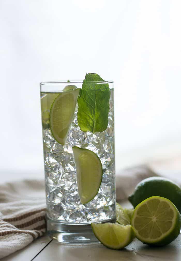 Non alcoholic Mojito Recipe