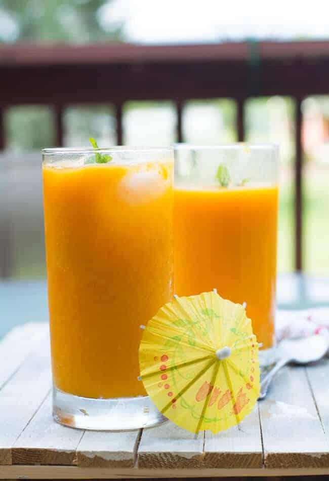 Best Mango Juice Recipe Fresh homemade summer drink