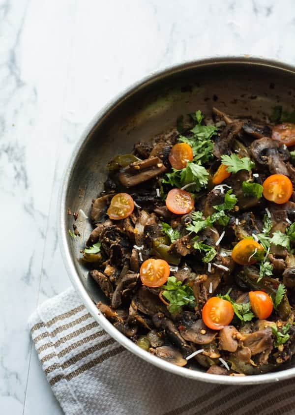 quick tips for this ultimate spciy mushroom fry recipe