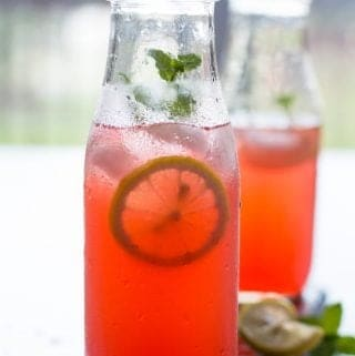 watermelon mojito recipe-non alcoholic