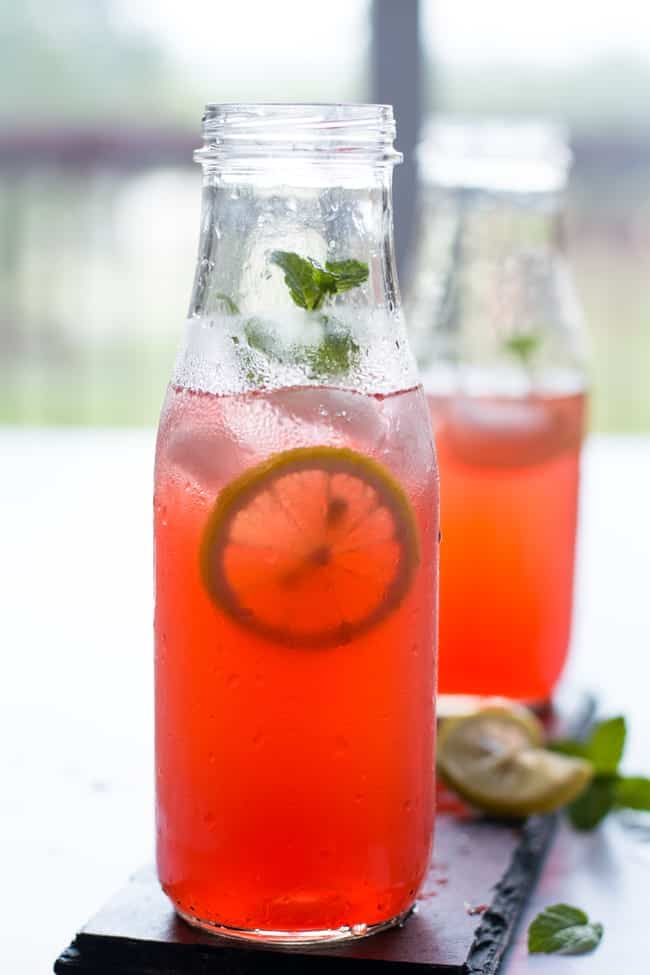 Watermelon mojito recipe is so easy to make using pitcher. This recipe needs very few ingredients and has lots of room for tastyvariations.