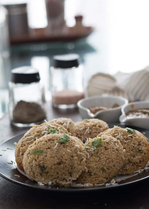 Oats idli recipe advantage of making this recipe is no need of soaking, grinding or fermenting is required for making this oats idli..
