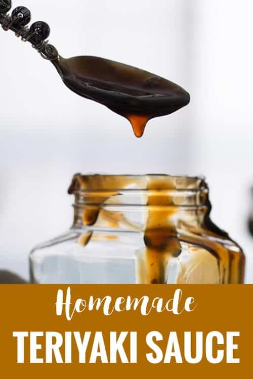 How to make homemade teriyaki sauce, made with cornstarch, brown sugar. this recipe is easy and simple, best for healthy vegan dinner. The sauce can be used for stir fry and as the marinade. You will not use store bought bottles anymore.