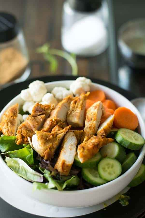 "What next? it is the time for me to put myself on dieting on the skinny side like this no fruit Greek yogurt chicken salad. To say in quotes a ""healthy dieting""."
