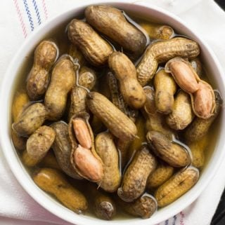Instant pot Boiled Peanuts is a perfect healthy snack made effortlessly for the whole family and friends.  The peanuts will soft and moist, slightly crunchy.