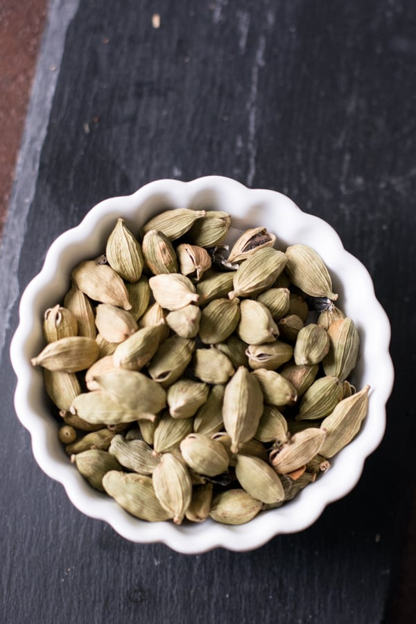 Cardamom is another delicious spice generally used to make the deserts and to enhance the curry in Indian cooking