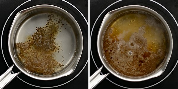 Allowing the tea leaves boil in water will extract the flavor and the goodness of the tea. If you are using the tea bags, you can skip this step and add the tea bag to hot water.