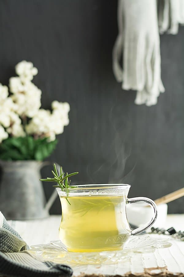 How to make fennel tea, which is  very soothing and helps for easy digestion.