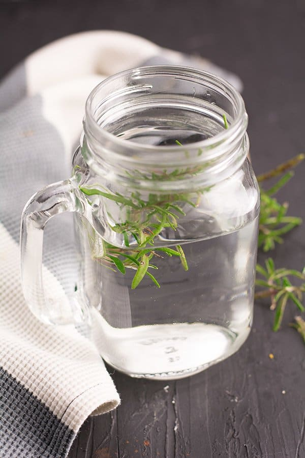 Rosemary tea recipe is super simple, easy and does not need any skills to master. A few years ago, my friend introduced this rosemary tea recipe for the first time, since then it becomes one of my routine activity in this kind of cold weather.
