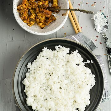 This Instant pot sushi rice is very simple that you can ever imagine. If you love sushi and never want to try it because of its delicate cooking process, here you go. This post is built especially for you. Learn how to cook sushi rice with easy tips and techniques.