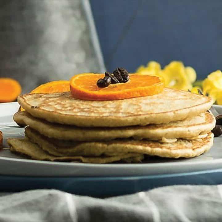 coffee pancake