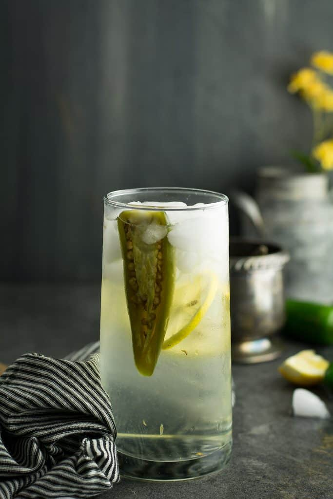 Making this jalapeno lemonade for the summer outing or for a party, there is something to surprise everybody. Stir them up, pour them in glasses, enjoy the weather by keeping you chilled.