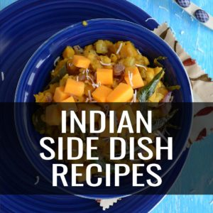 Indian side dish recipes